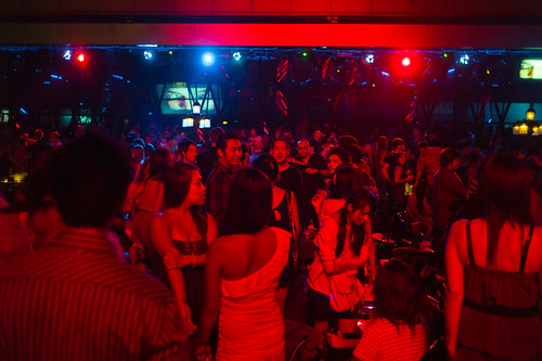Night club in Bangkok | by Camille Wanty