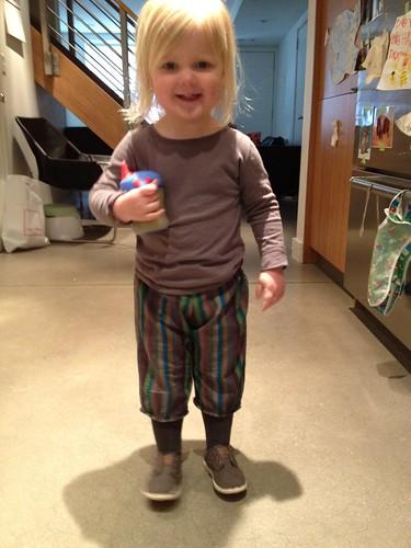 New pants   by megnut