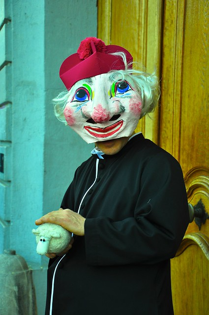 Fasnacht Faces 04