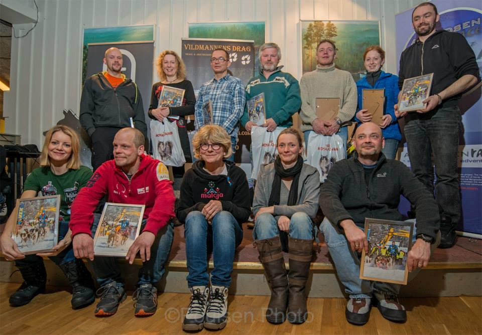 Amundsen Race 2014