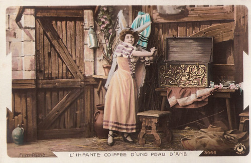 Peau d'âne (1908)