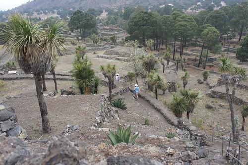 Cantona, Arqueological Site