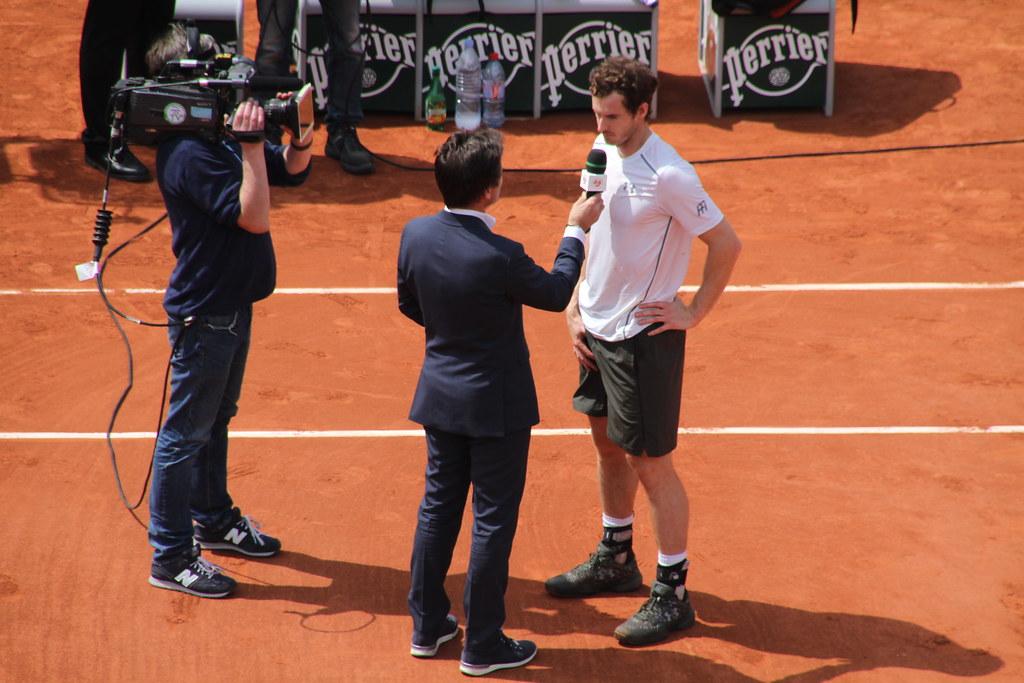 Fabrice Santoro & Andy Murray