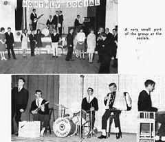 Lutheran Society Socials - 1965