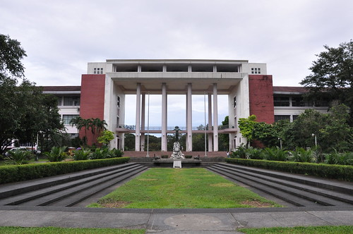 UP Diliman Oblation Plaza in 2011 | by boink_99