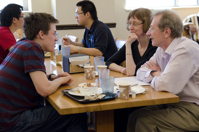 Parents' Weekend 2012
