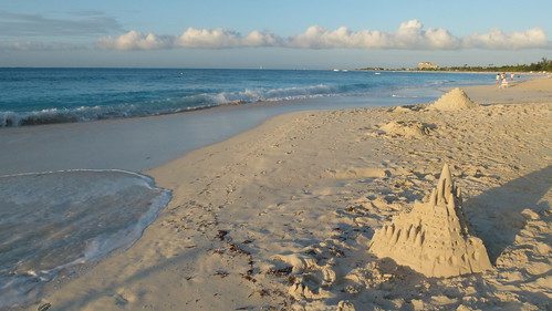 Turks and Caicos Sandcastles | by Montreal Photo Chick