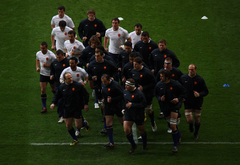 France Rugby Union Team
