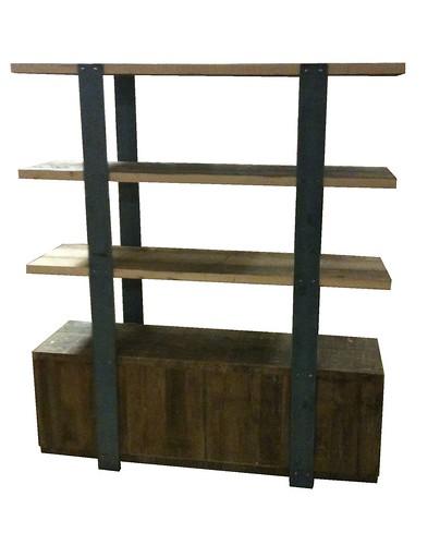Hermosa Bookcase   by urbanwoods123