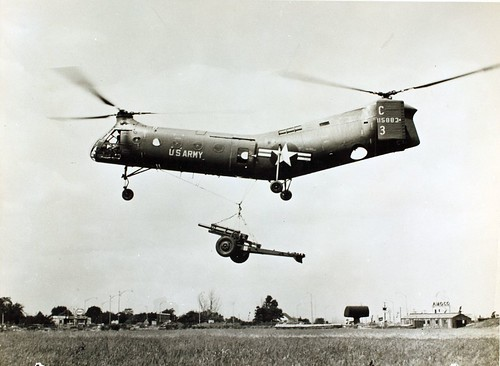 H-21C Piasecki Tandem Helicopter | by San Diego Air & Space Museum Archives