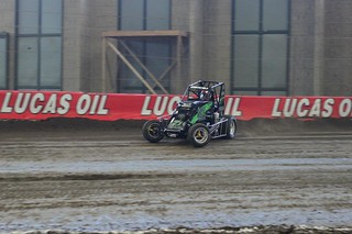 Jac at the 2012 Chili Bowl | by Haudenschild Racing