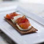 Nordic Lunch - Cured Salmon Smørrebrød