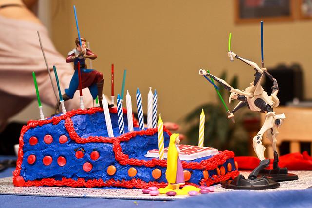 Le gâteau #1 I