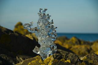 ice sculpture in arild