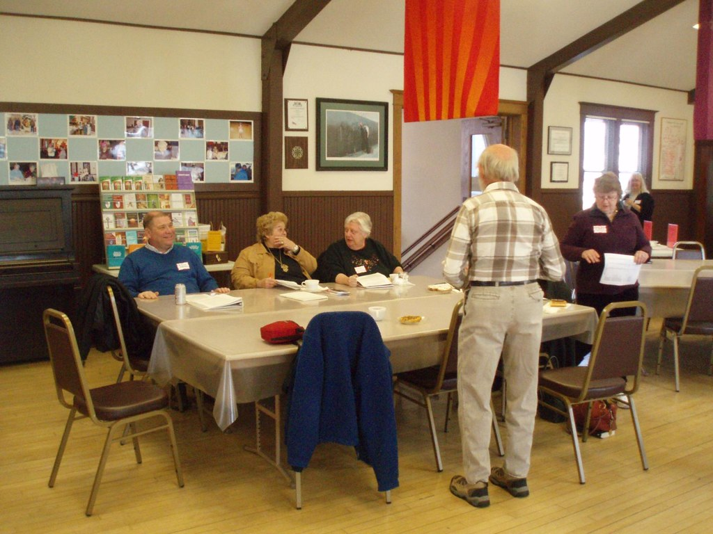 Discerning Our Future Forum from the Northwoods Deanery