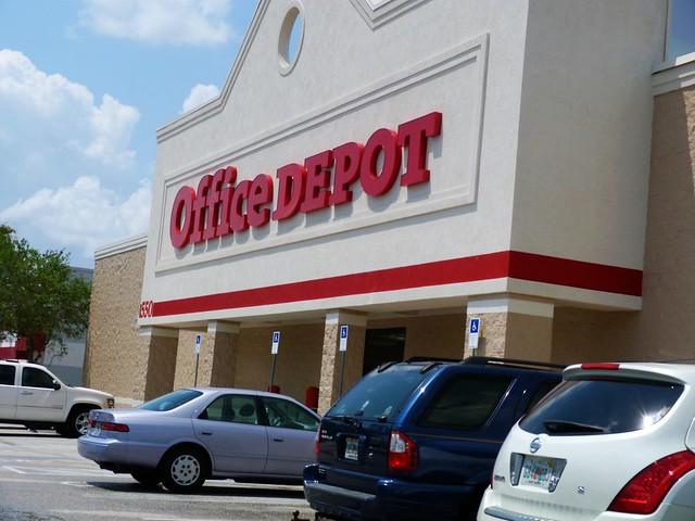 Office Depot, Merritt Island FL