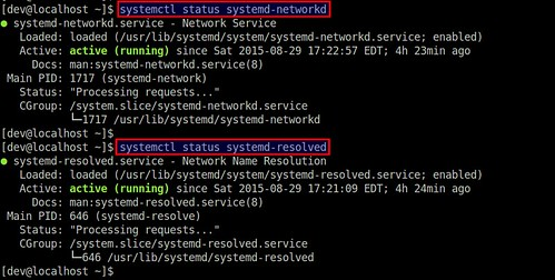 systemd-networkd | by xmodulo