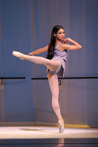 Roberta Marquez in action.