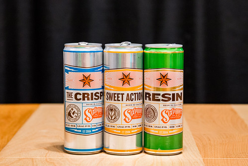 Sixpoint Brewery Beers | by fourbrewers