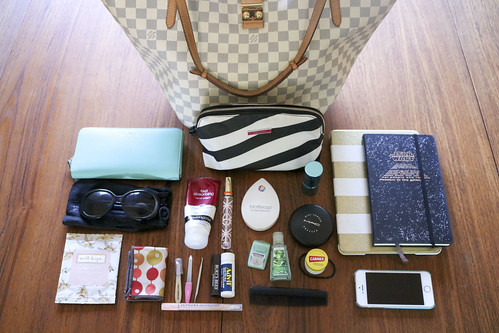 What's In My Bag | Fall 2015 | by Cristina Robinson