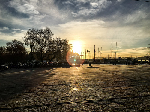travel sunset sea sky cloud sun seascape tree love water oslo norway architecture clouds sunrise seaside outdoor no bluewater missyou doha topshots iphone6 iphone6s