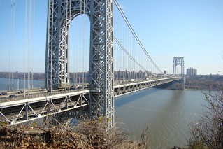 George Washington Bridge | by alvaroreguly