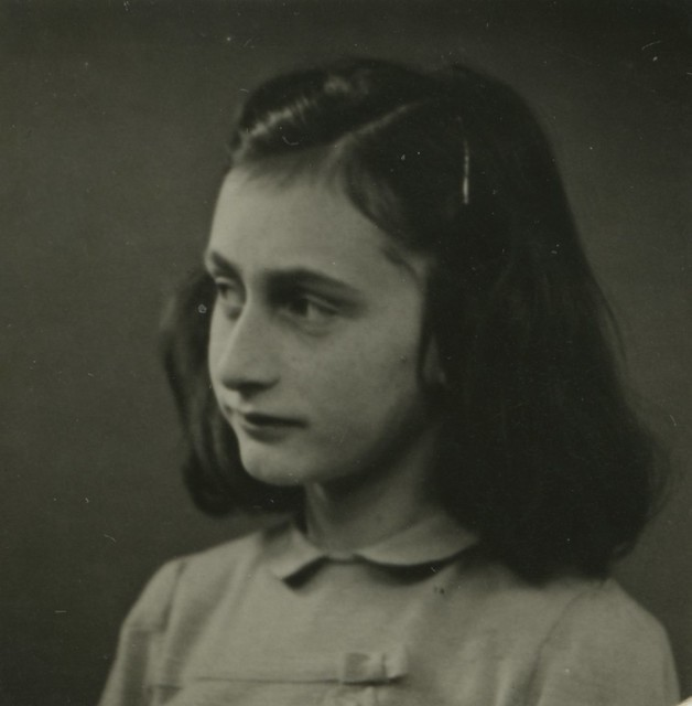 Anne Frank, 1941
