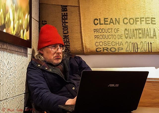 Clean Coffee Corner