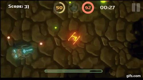 STAR TANK per Android - un arcade stracolmo di insetti da spappolare senza pietà!