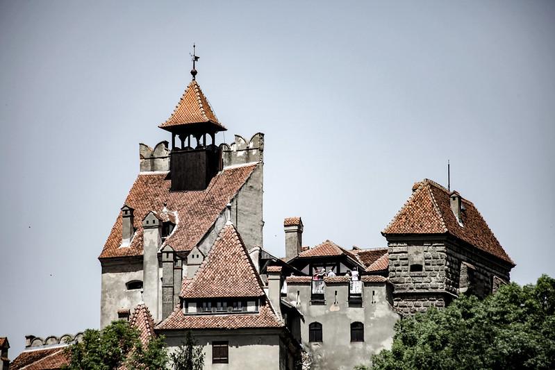 Bran Castle - Romania 2016
