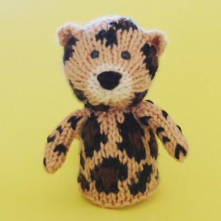 Jelly Bum Leopard
