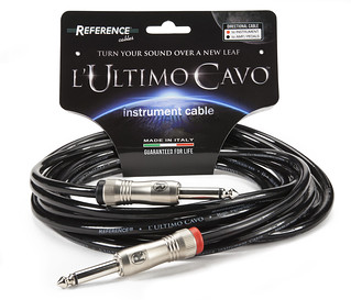 Reference® L'ULTIMO CAVO™ | High Performance INSTRUMENT cable - pic 03 | by Reference Laboratory