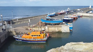 Seahouses Lifeboat - Grace Darling; (Mercey Class)