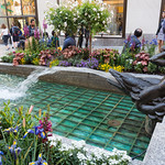 Fountain at Rock Center