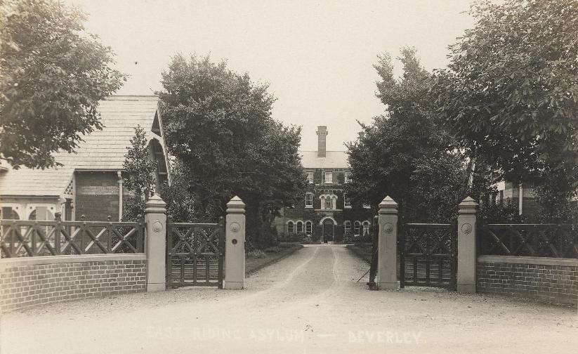 Broadgate, East Riding Asylum 1905 (archive ref PH-1-66)