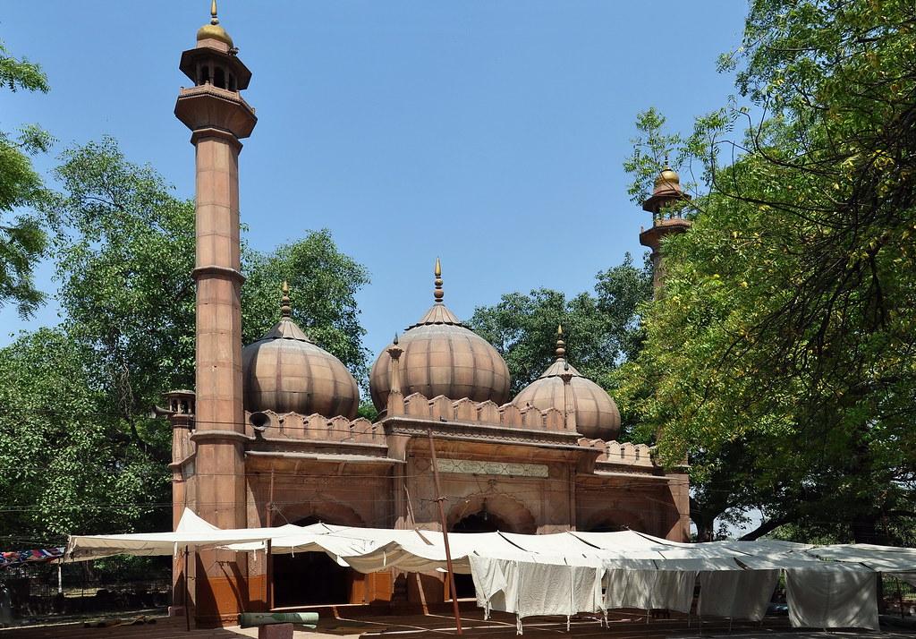 India - Delhi - Sunehri Masjid (Golden Mosque) - 2 | Flickr
