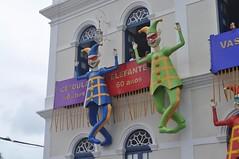 """Aniversari dels diversos """"blocos"""" del carnaval"""
