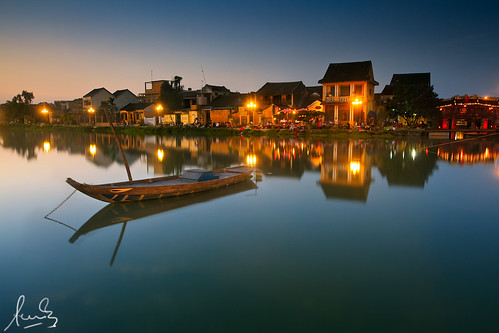 The boat Hoi An, Vietnam | by sachman75