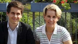 Sven-Christian Kindler (MdB) und Elke Twesten (MdL)   by sven_kindler