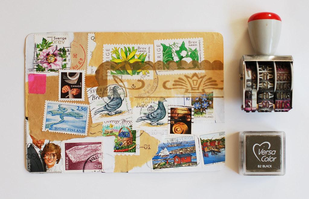 Postcard Idea