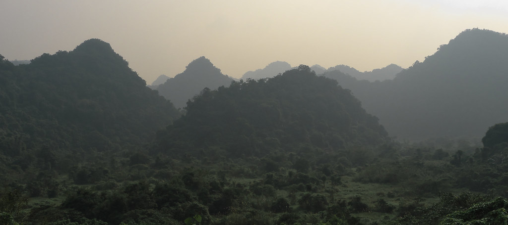 Landscape, Cúc Phương National Park