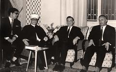 منزل عبد الله غوشة  - عمان - أيار 1971