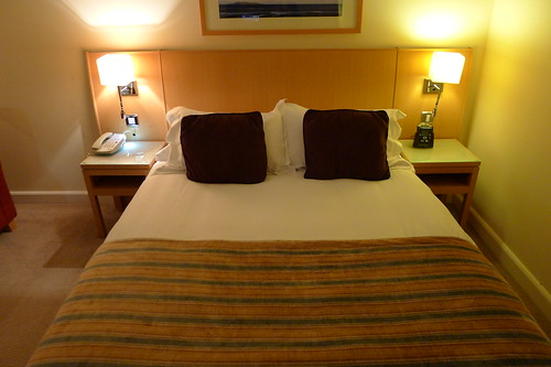 Deluxe Room, Hilton Hotel, Dublin Airport, Republic of Ireland : Hospitality And Aviation Combined! | by || UggBoy♥UggGirl || PHOTO || WORLD || TRAVEL ||