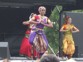 Bharatanatyam Group | by Christchurch City Libraries