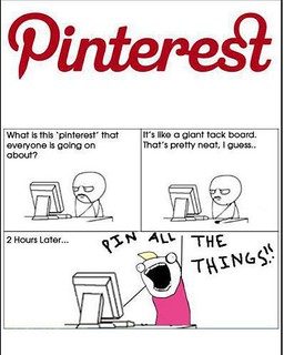 Pinterest addiction | by Annie Mole