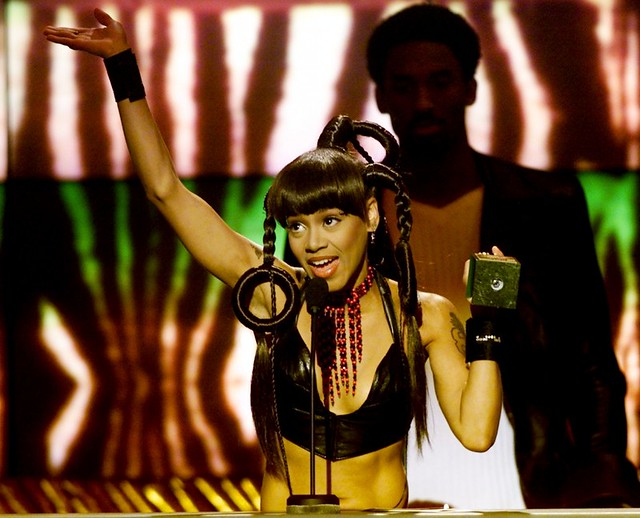 Lisa Nicole Lopes (May 27, 1971 – April 25, 2002) better known by her stage name Left Eye