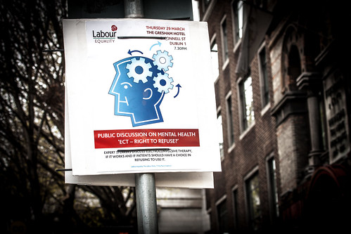 POSTER: Public Discussion On Mental health | by infomatique