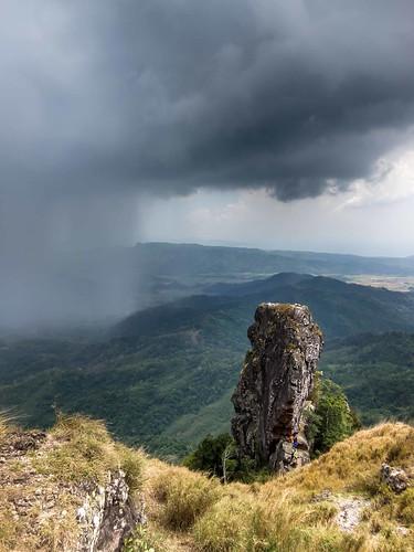 travel mountain de landscape philippines pico cavite loro