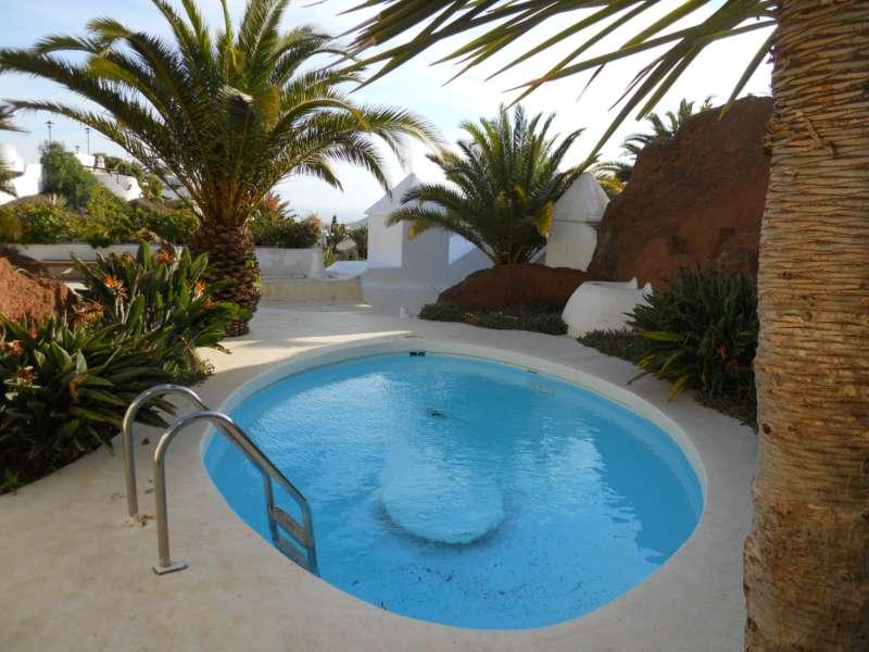 Piscina Lagomar Casa Omar Sharif Lanzarote 6