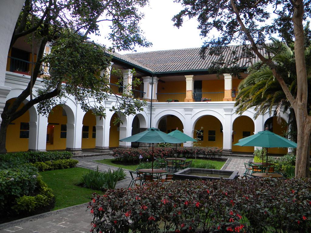 Antiguo Hospital San Juan de Dios - Quito - Ecuador